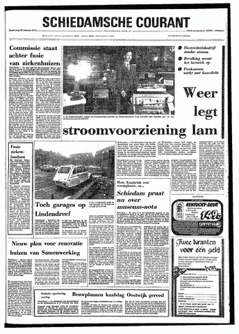 Rotterdamsch Nieuwsblad / Schiedamsche Courant / Rotterdams Dagblad / Waterweg / Algemeen Dagblad 1979-02-22