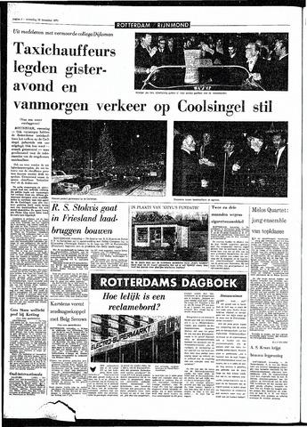 Rotterdamsch Parool / De Schiedammer 1970-12-23