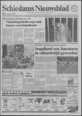 Schiedams Nieuwsblad 1979-08-01