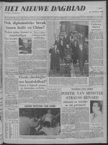 Nieuwe Schiedamsche Courant 1962-11-14