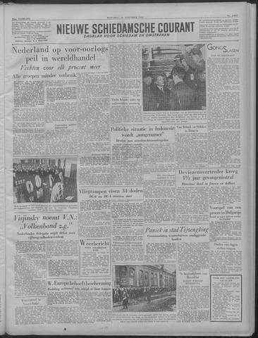 Nieuwe Schiedamsche Courant 1949-11-30