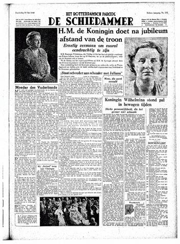 Rotterdamsch Parool / De Schiedammer 1948-05-13