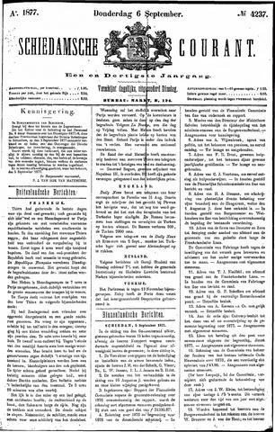 Schiedamsche Courant 1877-09-06