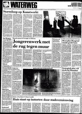 Rotterdamsch Nieuwsblad / Schiedamsche Courant / Rotterdams Dagblad / Waterweg / Algemeen Dagblad 1991-02-04