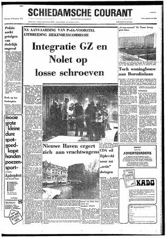 Rotterdamsch Nieuwsblad / Schiedamsche Courant / Rotterdams Dagblad / Waterweg / Algemeen Dagblad 1974-12-18
