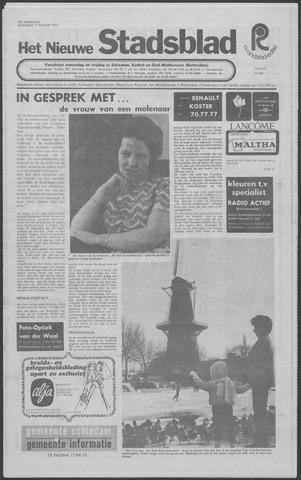 Het Nieuwe Stadsblad 1972-02-09