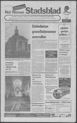 Het Nieuwe Stadsblad 1976-10-01
