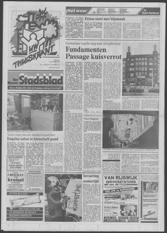 Het Nieuwe Stadsblad 1988-03-25
