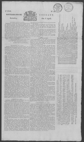 Rotterdamse Courant 1841-04-03