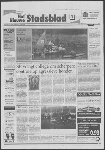 Het Nieuwe Stadsblad 2000-03-29
