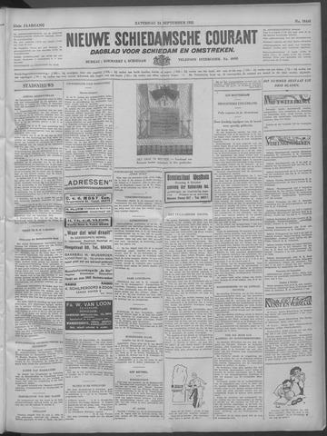 Nieuwe Schiedamsche Courant 1932-09-24