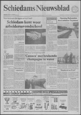 Schiedams Nieuwsblad 1978-08-23