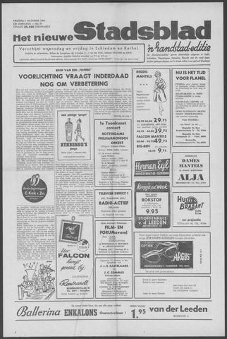 Het Nieuwe Stadsblad 1960-10-07