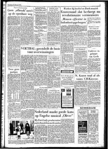 Rotterdamsch Parool / De Schiedammer 1961-02-23