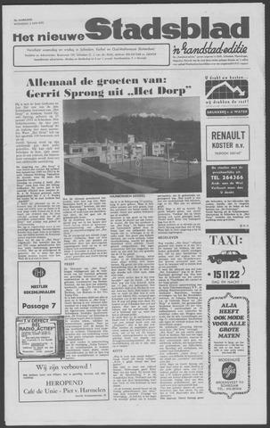 Het Nieuwe Stadsblad 1970-06-03
