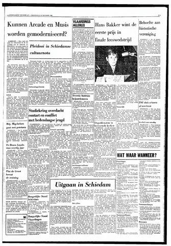 Rotterdamsch Nieuwsblad / Schiedamsche Courant / Rotterdams Dagblad / Waterweg / Algemeen Dagblad 1968-10-24