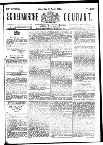 Schiedamsche Courant 1898-04-02