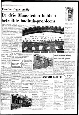 Rotterdamsch Nieuwsblad / Schiedamsche Courant / Rotterdams Dagblad / Waterweg / Algemeen Dagblad 1968-11-27