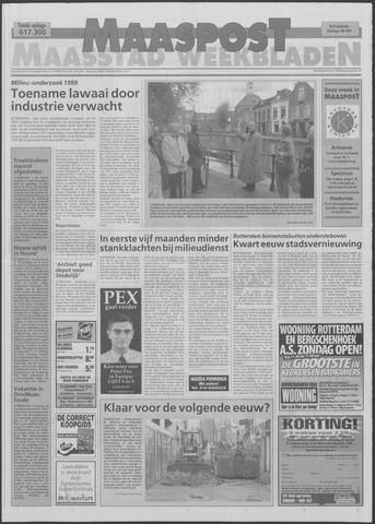 Maaspost / Maasstad / Maasstad Pers 1999-06-09