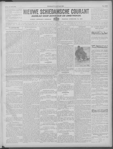Nieuwe Schiedamsche Courant 1933-01-31