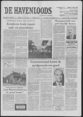 De Havenloods 1966-02-03