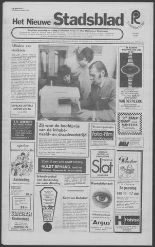 Het Nieuwe Stadsblad 1973-04-20