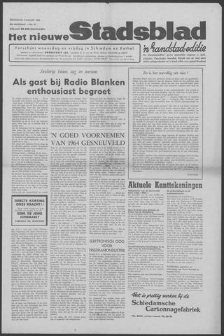 Het Nieuwe Stadsblad 1964-01-08