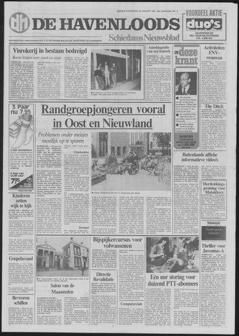 De Havenloods 1987-01-29