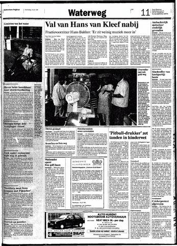 Rotterdamsch Nieuwsblad / Schiedamsche Courant / Rotterdams Dagblad / Waterweg / Algemeen Dagblad 1991-07-18