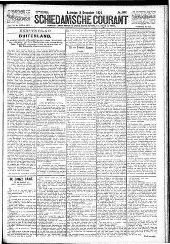 Schiedamsche Courant 1927-12-03