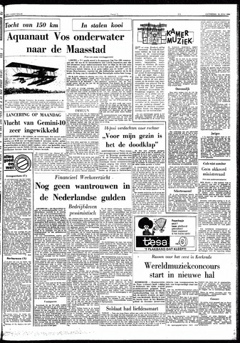 Trouw / De Rotterdammer 1966-07-16
