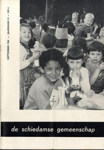 Schiedamse Gemeenschap (tijdschrift) 1961-09-01