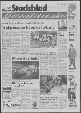 Het Nieuwe Stadsblad 1985-01-18