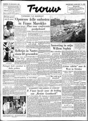 Trouw / De Rotterdammer 1955-08-19