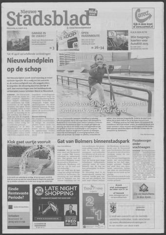 Het Nieuwe Stadsblad 2015-03-25