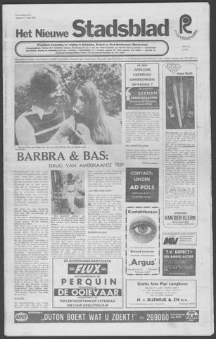Het Nieuwe Stadsblad 1972-06-09