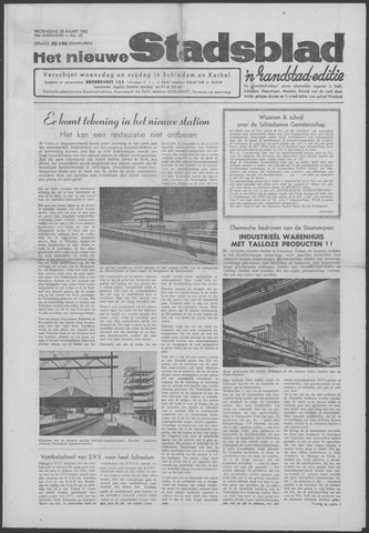 Het Nieuwe Stadsblad 1962-03-28