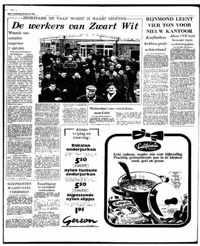 Rotterdamsch Parool / De Schiedammer 1966-02-24