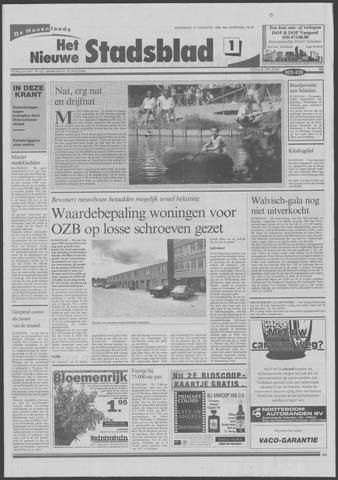 Het Nieuwe Stadsblad 1998-08-12