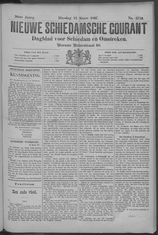 Nieuwe Schiedamsche Courant 1897-03-23