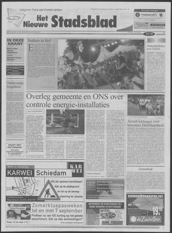 Het Nieuwe Stadsblad 2003-08-06