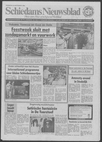 Schiedams Nieuwsblad 1984-09-26