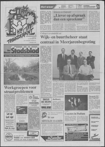 Het Nieuwe Stadsblad 1990-10-26
