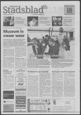 Het Nieuwe Stadsblad 2014-12-03