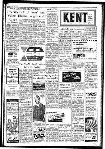 Rotterdamsch Parool / De Schiedammer 1961-02-24