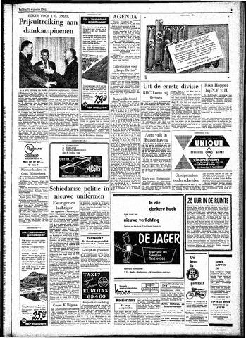 Rotterdamsch Parool / De Schiedammer 1961-08-25