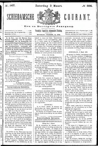 Schiedamsche Courant 1877-03-03