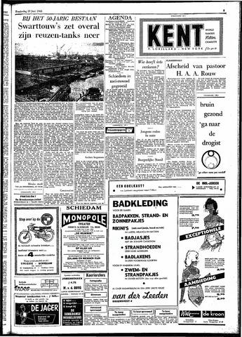 Rotterdamsch Parool / De Schiedammer 1961-06-29