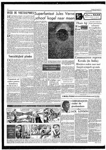 Rotterdamsch Parool / De Schiedammer 1957-04-12