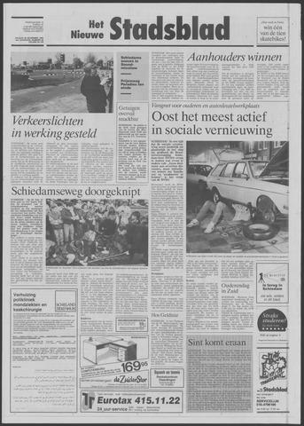 Het Nieuwe Stadsblad 1992-11-20